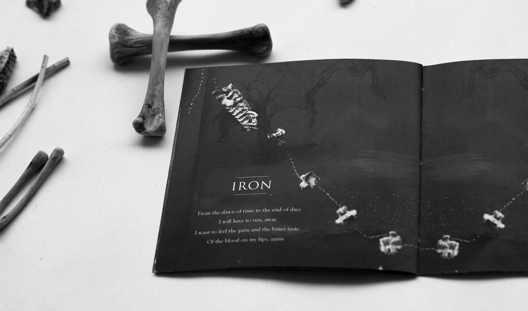 Woodkid Redesign Album - Personal Work: Booklet