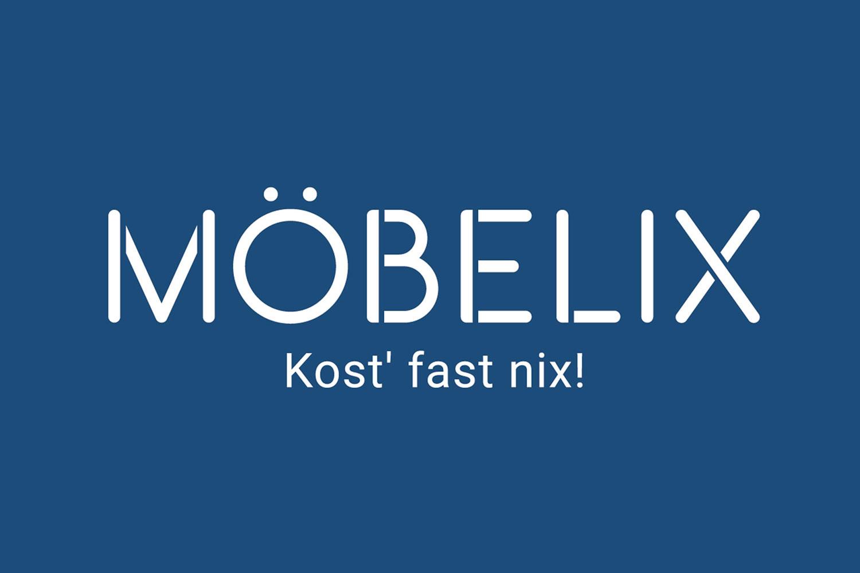 Logo Design Möbelix