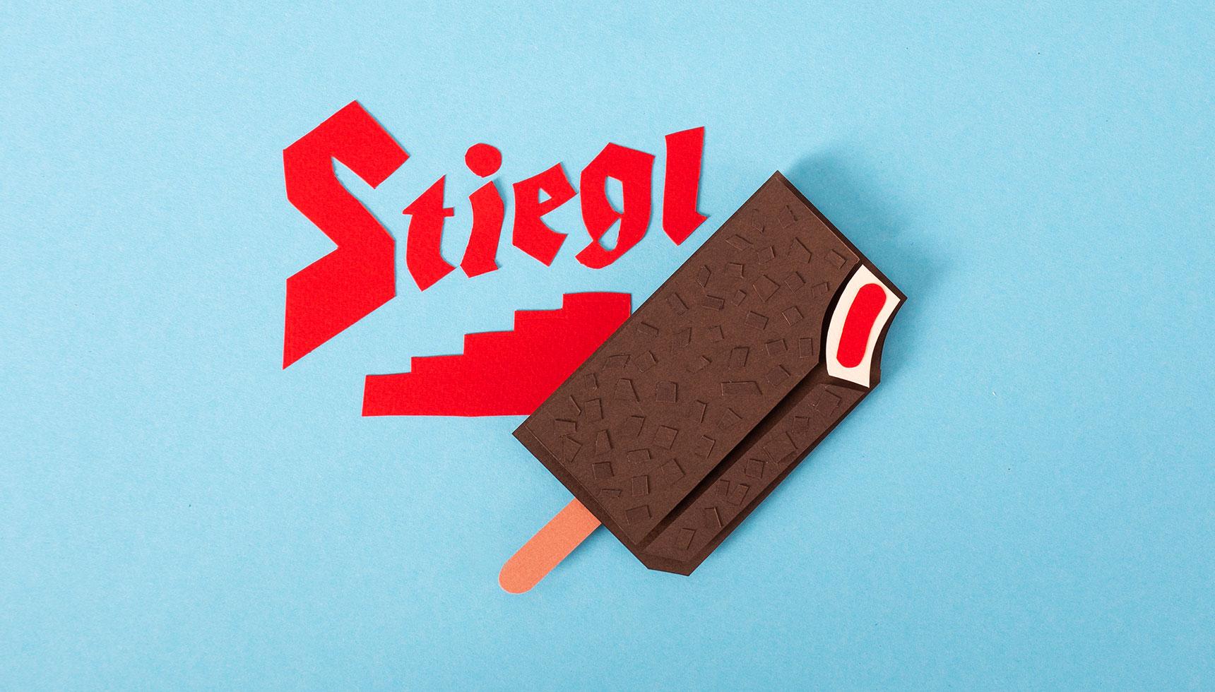 Ice Cream Menu Paper Craft Combino