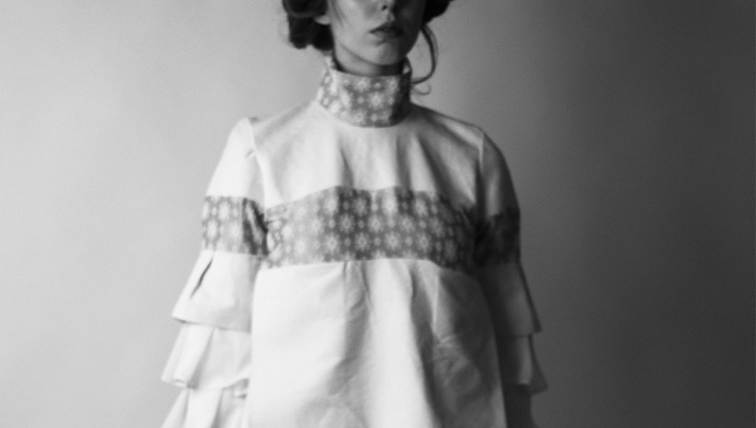 Emilie Flöge Jugendstil Kleid Leinen Tauben Freiheit Model Braitenberg Emilia Art Noveau Sewing Mode Kleid Shooting